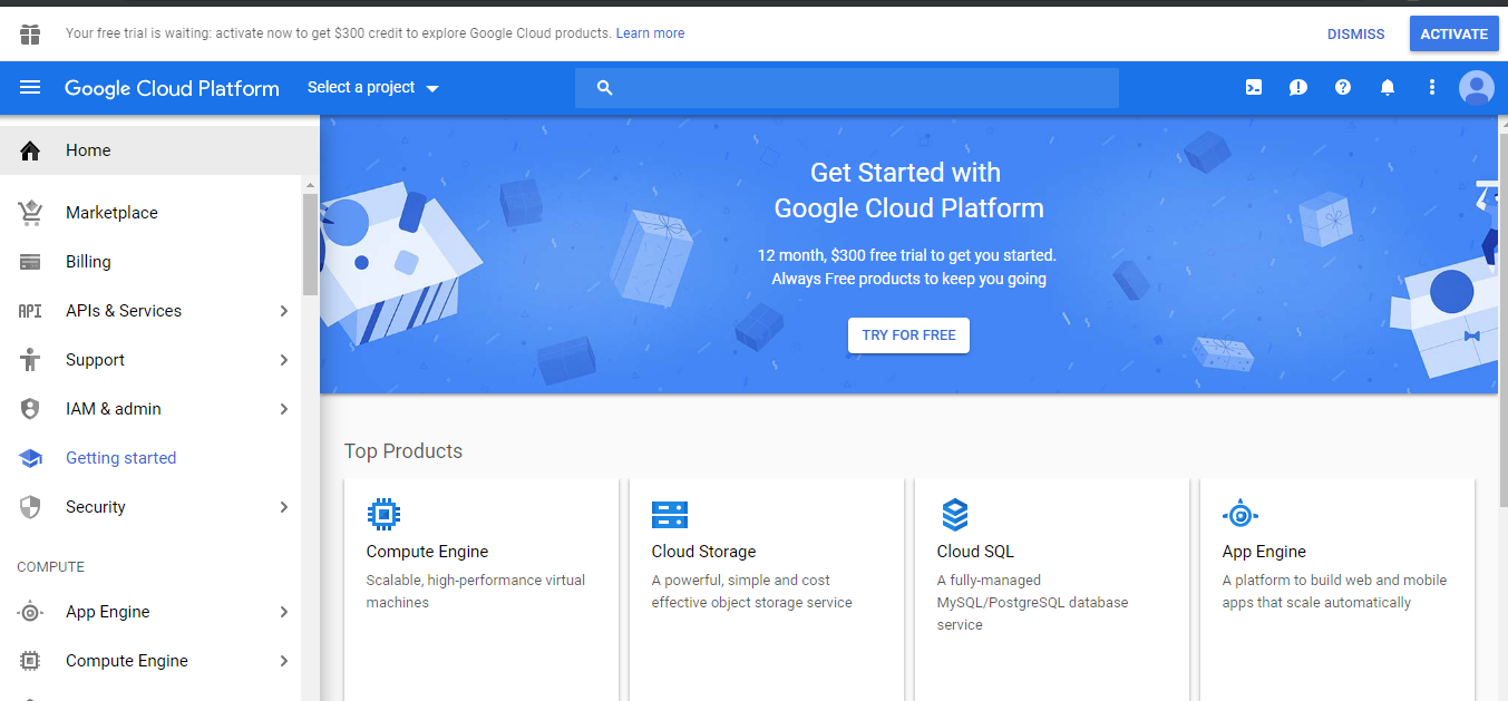 How to get free Google Cloud Shell Account for life time with full